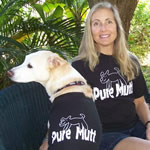 dog and parent tshirts
